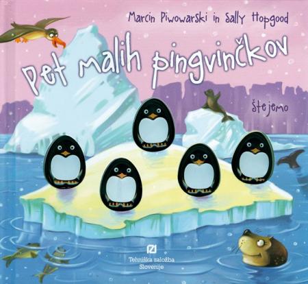 Pet malih pingvinčkov