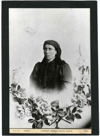 Caterina Zanolla, vedova Fabris