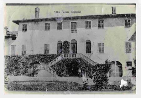 Villa Fabris, Begliano