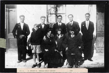 Famiglia Emilio Canciani