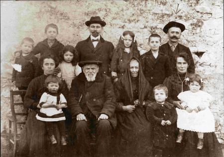 Famiglia Giuseppe Canciani