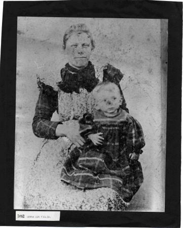 Donna con figlio