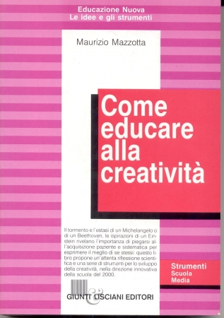 Come educare alla creatività