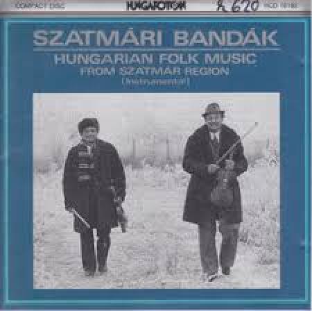 Hungarian Folk Music from Szatmár Region