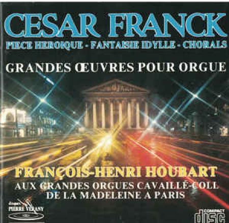 Grandes œuvres pour orgue
