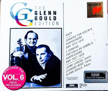 The Glenn Gould edition
