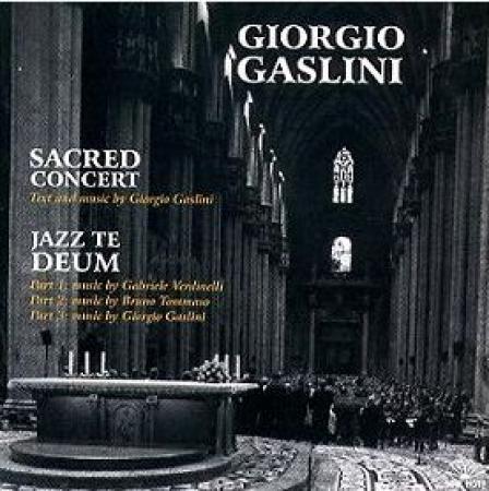 Sacred concert. Jazz te deum
