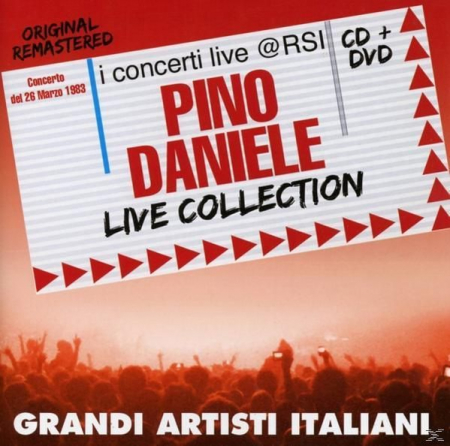 Pino Daniele live collection