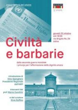 Civiltà e barbarie