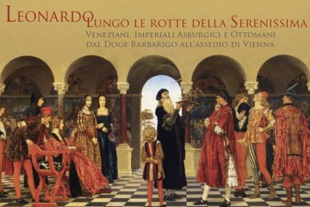 Leonardo lungo le rotte delle Serenissima