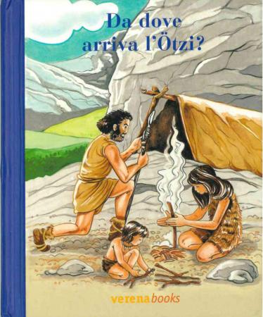Da dove arriva l'Otzi?