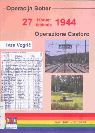 Operacija Bober 27.2.1944