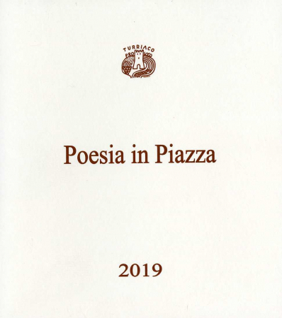 Poesia in piazza Tino Sangiglio 2019