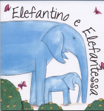 Elefantino e Elefantessa