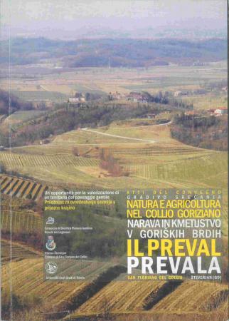 Natura e agricoltura nel Collio goriziano