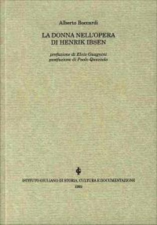 La donna nell'opera di Henrik Ibsen