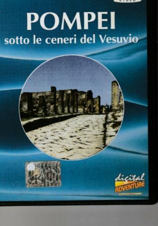 Pompei sotto le ceneri del Vesuvio