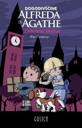 Dogodivščine Alfreda in Agathe. Čarobna škatla