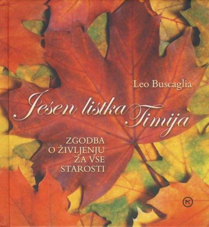 Jesen listka Timija