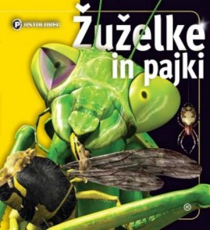 Žuželke in pajki