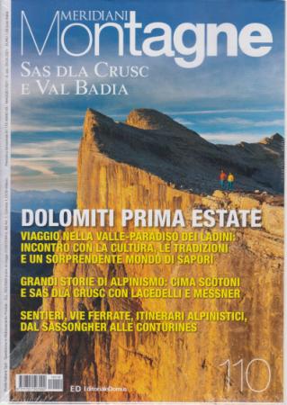 Sas dla Crusc e Val Badia