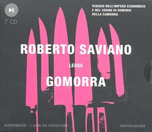 Roberto   Saviano   legge  Gomorra
