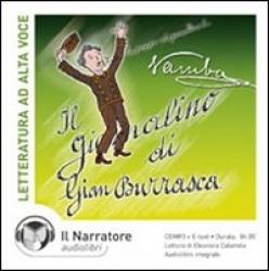 Il giornalino di Gian Burrasca  [audioregistrazione]