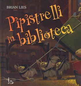 Pipistrelli in biblioteca