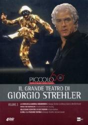 Il grande teatro di Giorgio Strehler